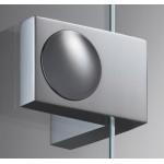 """Угловой соединительный элемент для душевой кабины """"Plan cube"""" 90° стекло - стекло"""