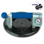 Вакуумный захват «VERIBOR blue line» с поршневым насосом и манометром, в футляре. арт.  BO601.1BL