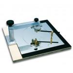 Прибор для вырезания кругов и овалов «Silberschnitt». арт. BO541.5